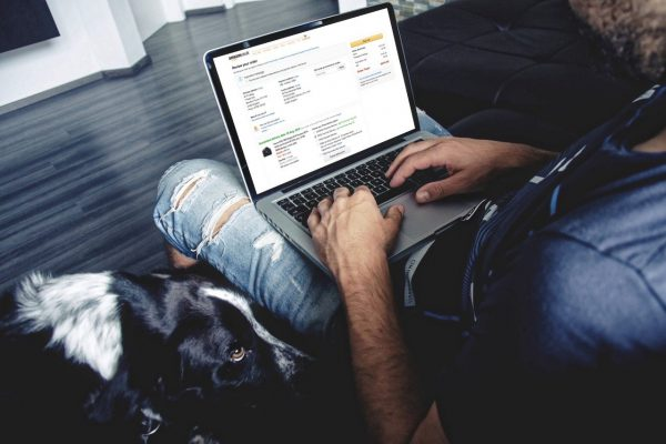 Estudando curso online de Design