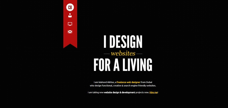 Site para startup