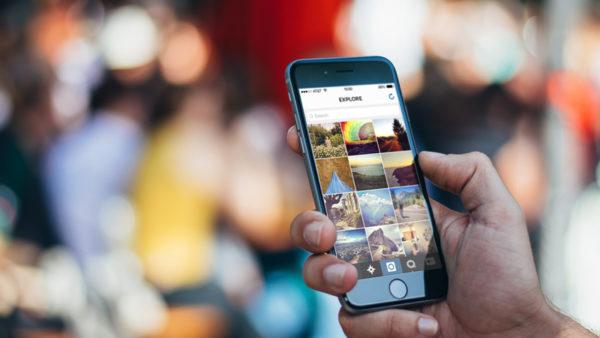 Instagram no iPhone - Dicas de Design