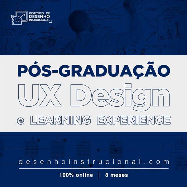 Pós-graduação UX Design EAD